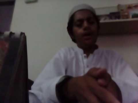 AQIB JAVED TILAWAT SURAH ALAQ