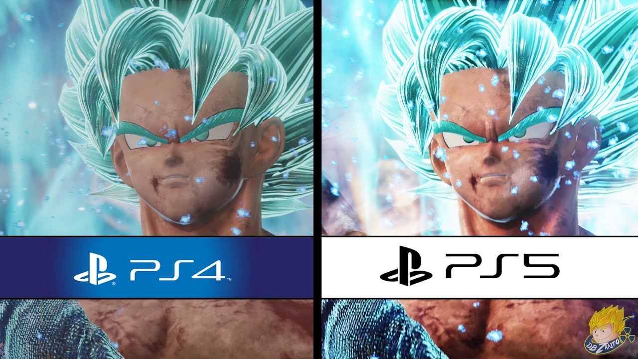 Jump Force : PS5 Vs PS4 - Graphics, FPS, Loading Times Comparison Gameplay (4K 60FPS)
