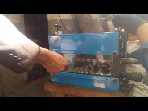 Enerpat Australia - Manual drill Cable Wire Stripper, Cable wire stripping machine