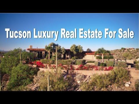 Tucson Luxury Real Estate For Sale - Tucson Luxury Real Estate For Sale - 4500 N Santana Place
