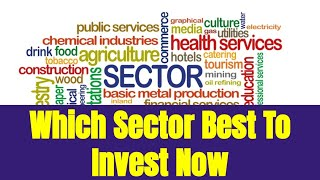 Sector Wise Technical Analysis | Which Sector Is Best To Start Investment For Next 5 Years.