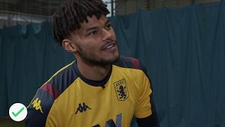 Ballon Draw | Tyrone Mings v Conor Hourihane