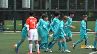 傑 志 vs 荃 灣 入球精華 青少年聯賽 u13 甲組聯賽2015