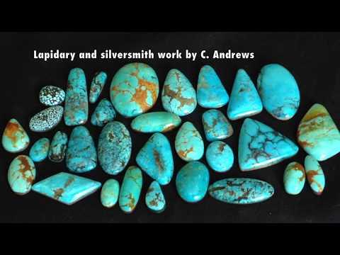 Spiderweb Turquoise Jewelry Video