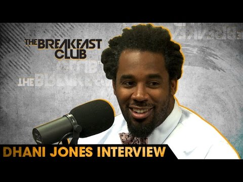 Dhani Jones Interview With The Breakfast Club (6-7-16)