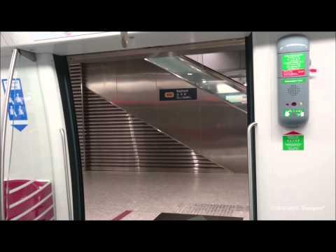 [Circle Line] Ft. SMRT CCL C830C 841 (Marina Bay → Promenade)