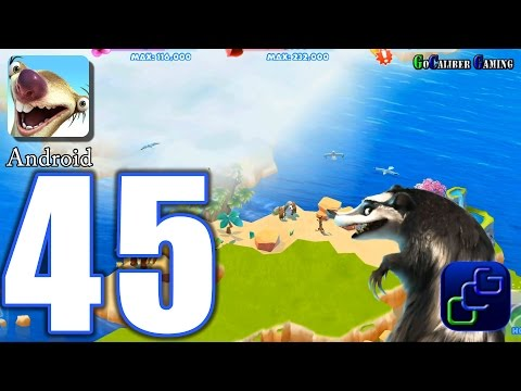 ICE AGE Adventures Android Walkthrough - Part 45 - Whispering Isles