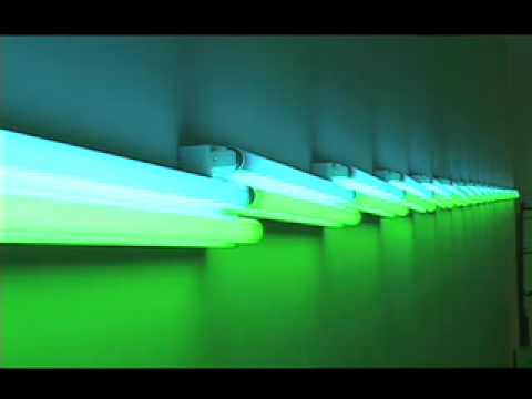 Dan Flavin: Constructed Light