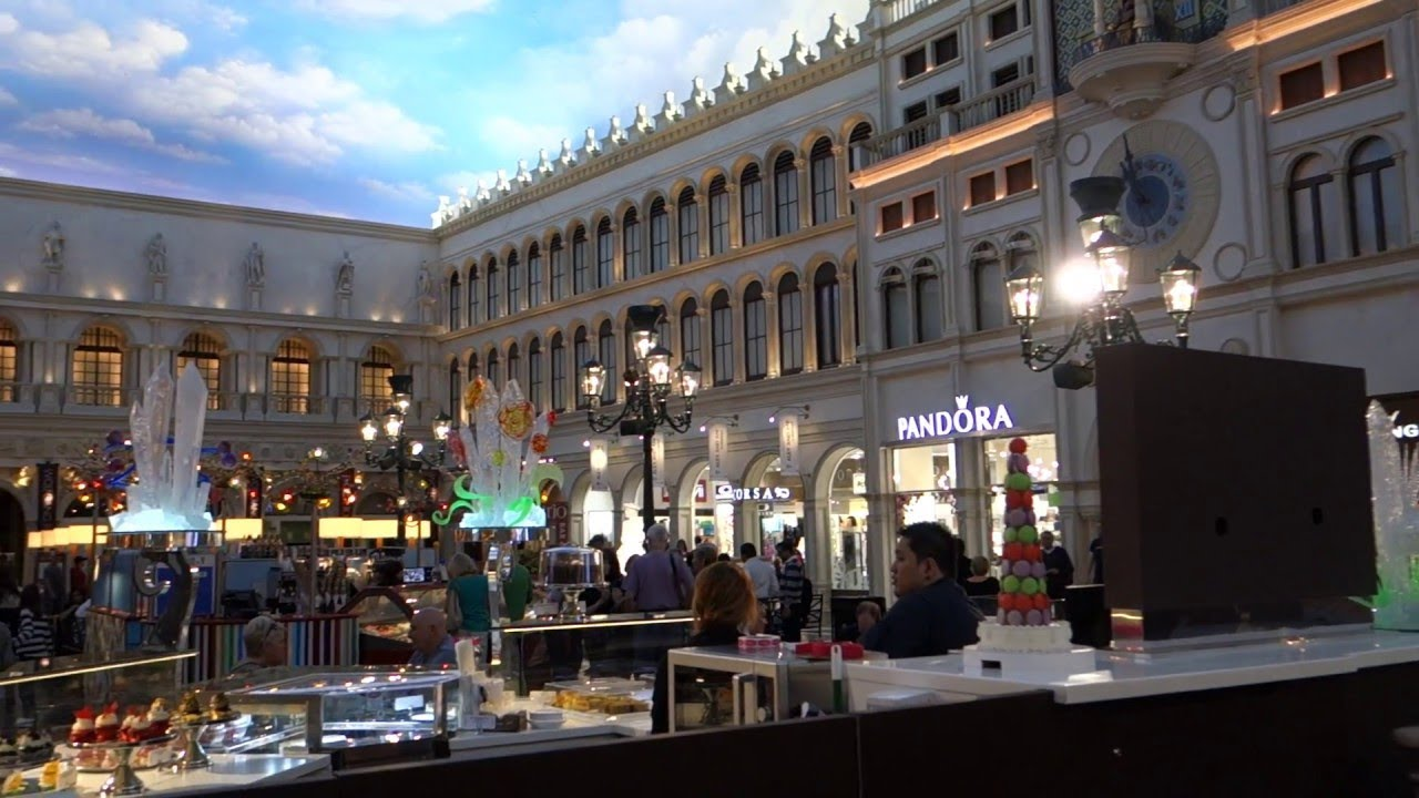 Grand Canal Shoppes Las Vegas
