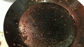 Matfer Carbon Steel Pan Seasoning Problems Solved
