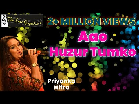 'Aao Huzoor Tumko Sitaron Mein Le Chaloon'..by Priyanka Mitra