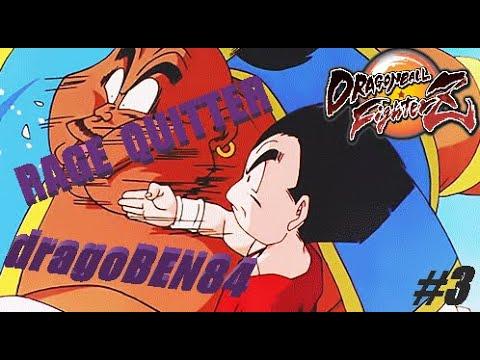 [DBFZ] How to slap a RAGE QUITTER #3 [ PSN ID : dragoBEN84 ]