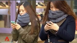 South Korea grappling with smartphone addiction