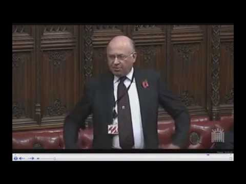Lord James Blackheath money laundering within our banks