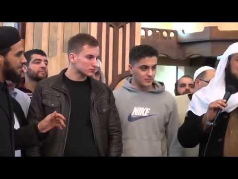 German boy convert to Islam
