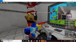 ROBLOX w/ the plague doctor