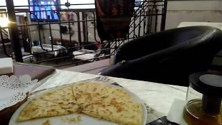 Вкуснейшая дагестанская еда в Этно-кафе ИНТ, Махачкала, ноябрь 2018