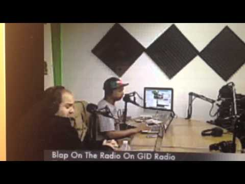BLAP On The Radio