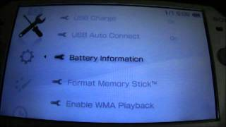 Dead PSP battery problem FIX  working 100% :) work on (fake battery )