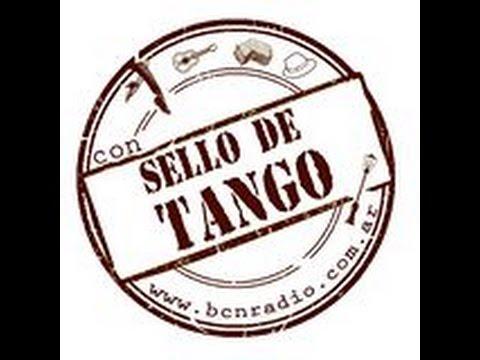 18 SELLO DE TANGO 2014  - RICARDO GARCÍA BLAYA