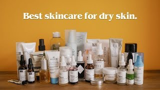 LIFE SAVING SKINCARE PRODUCTS FOR DRY SKIN | itslinamar
