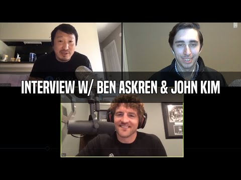 Interview w/ Ben Askren & John Kim   Crypto, Central Banks, & More!