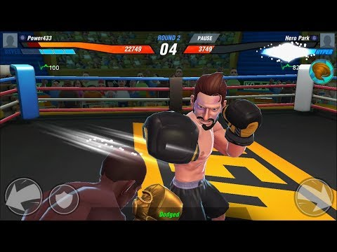 boxing star mod apk unlimited money 1.4.5