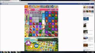 Candy Crush Saga Level 597 NO BOOSTER