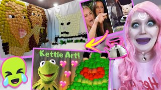 THESE MEMES ARE MADE OF TEA 🍵 Craziest Royale High Kettle Art Creations (Apartment Update)