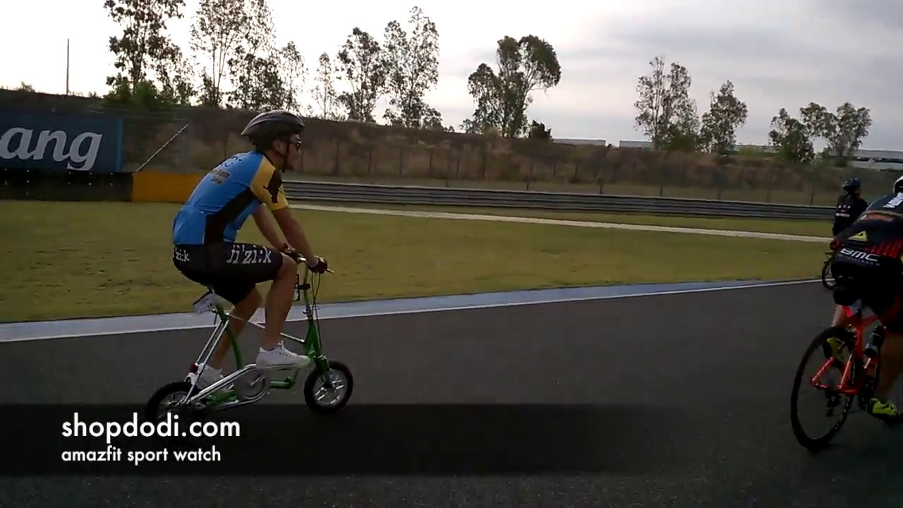 Amazfit Watch Test Gps Heart Rate Battery Bike Mode