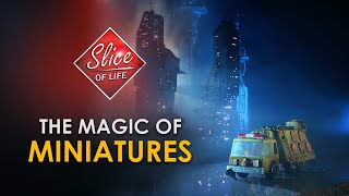 SLICE OF LIFE  - The Magic of Miniatures /full process: build, shooting & editing of miniature world