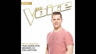 "Season 16 Gyth Rigdon ""Proof I've Always Loved You"" Studio Version"