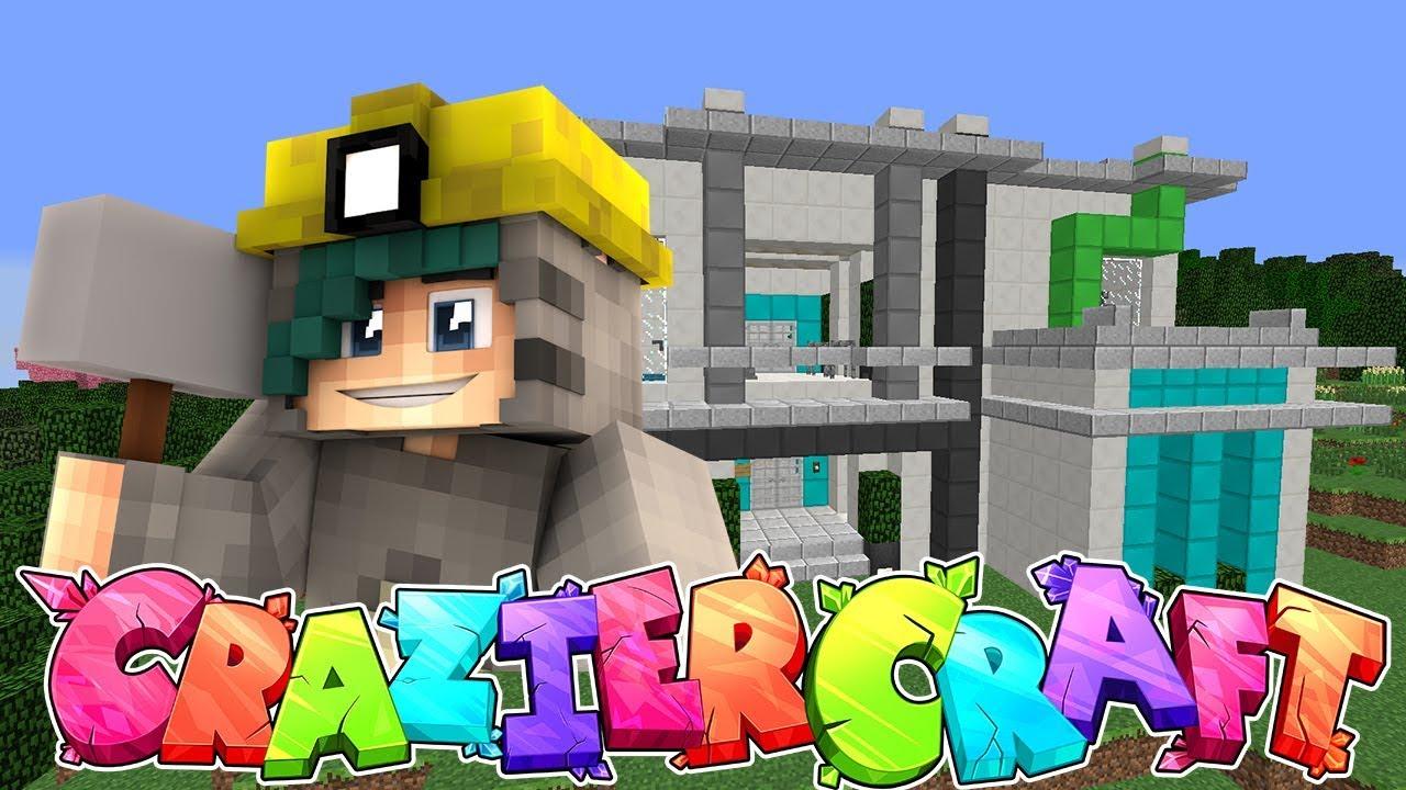 Download DECORATING MY NEW HOUSE! - Minecraft CrazierCraft SMP - Ep.11