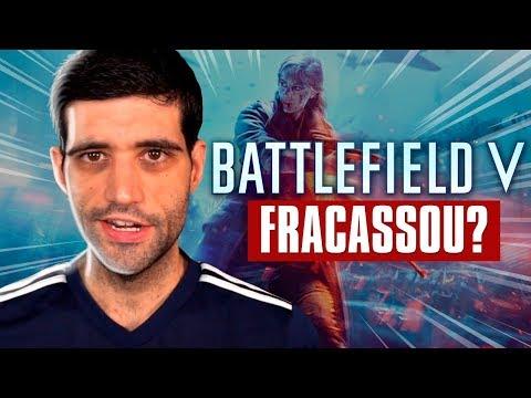 Battlefield 5 é um FRACASSO de vendas? Apex tem milhões de jogadores e Red Dead 2 vende milhões thumbnail