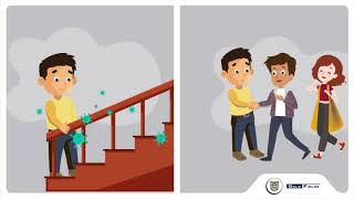 Prevención COVID-19 Animación