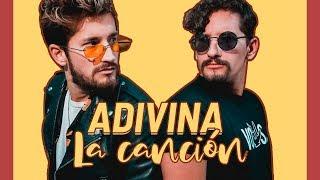 #SonyMusicChallenge Mau y Ricky en Adivina La Canción