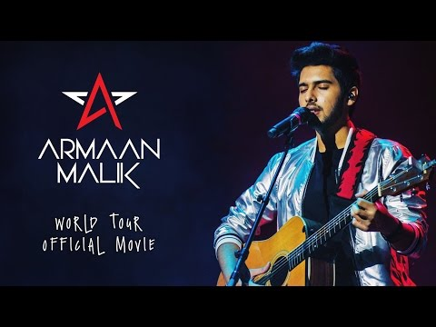 Armaan Malik Live | Official World Tour Movie (Full Video - 1080 HD)
