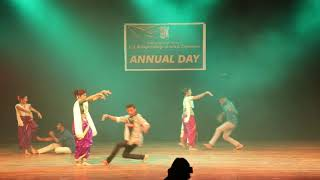 Ishkachi nauka   Romantic dance   College annual   Vishal and group