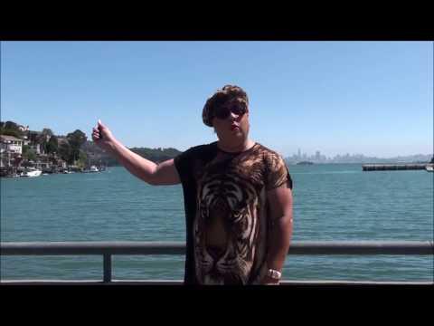 Miss Liz gives a tour of Belvedere, California. A San Francisco Bay Area hidden treasure!