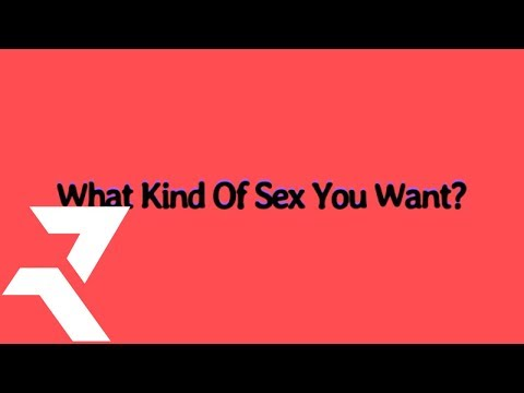 Vik leifa - What Kind Of Sex You Want [Official Audio]
