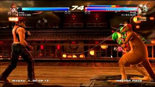 Tekken Tag Tournament 2 Gameplay ( Defthunder - Mega-Games-Le-Blog.com )