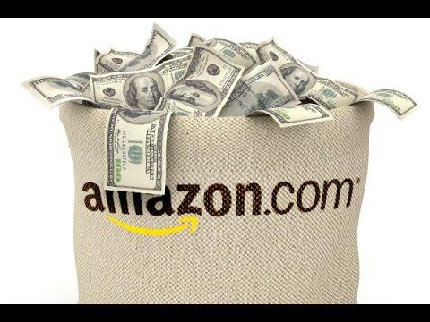 Как заработать 100$ в день продавая на AMAZON (видео 1)
