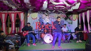 Hoà Tấu Nhạc Rock Cực Máu Lửa | Drum Thái Tuấn Band 4in1Chư Sê Gia Lai