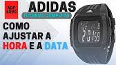8658de5a347 Relogio Adidas Unissex Adp6010 z - YouTube