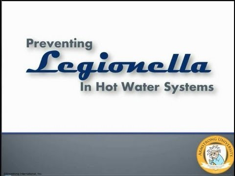 A Lesson in Legionella