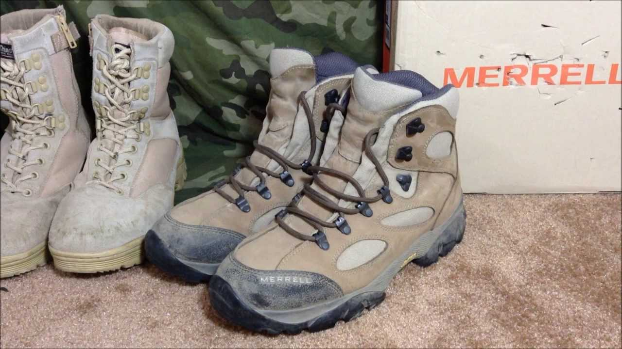 Merrell Sawtooth Boot Review Youtube