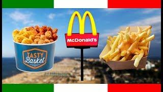 Что едят в Италии?