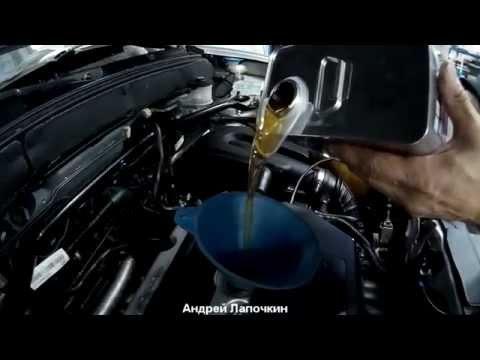 Honda CR V . Замена масла в Двигателе. Какие масла заливать в Honda CR V. Подготовка к продаже 5ч