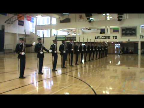 United States Army Drill Team