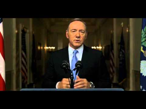 House of Cards S03E02   'You Are Entitled to Nothing' Frank Underwood Speech
